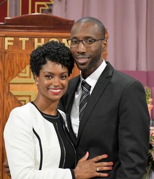 Reverend Reginald Dwayne Covington